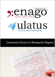 errors in research papers Studying english grammar will probably help you eliminate many common errors of grammar from your writing—but it is unlikely that, as a researcher, you will actually pick up a book on.